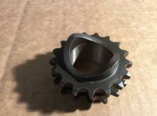 16 tooth front sprockets